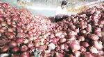 Onion price rise continues, farmers refuse to keep market open during Diwali break