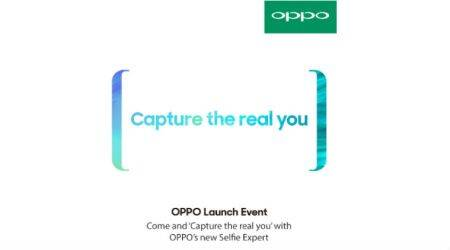 Oppo, Oppo F5, Oppo F5 Indian launch, Oppo F5 launch, Oppo F5 launch November 2, Oppo F5 price in India, Oppo F5 features, Oppo F5 specifications, Oppo selfie expert, Oppo new phone launch, Oppo news