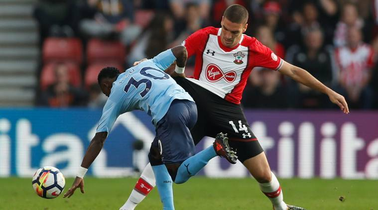 Southampton not happy after not winning against Newcastle United, says midfielder Oriol Romeu