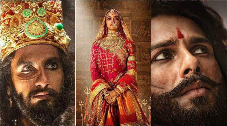 Ranveer, Deepika, Shahid leave you awestruck in 'Padmavati' trailer