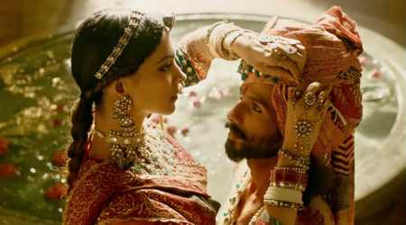 Padmavati rangoli row: All the controversies Deepika Padukone-Ranveer Singh starrer has courted before its release