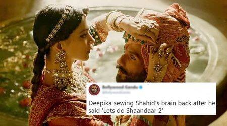 From 'Ranveer Singh as Khal Drogo' to Deepika 'biting metal', here are the best Padmavati memes on the Internet so far