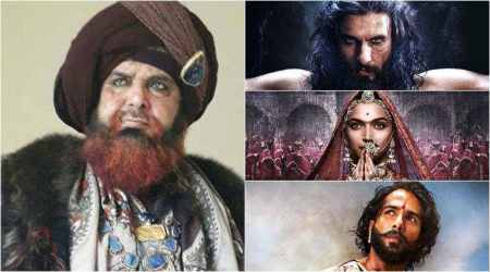 Padmavati: Raza Murad shares his character poster, deletes it later