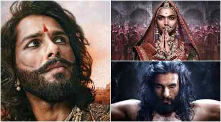 Padmavati: Shahid Kapoor's Maharawal Ratan Singh avatar is the audience favourite, says poll