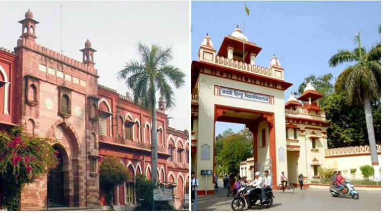 AMU, BHU old institutions, Govt has no plans to rename them: Javadekar