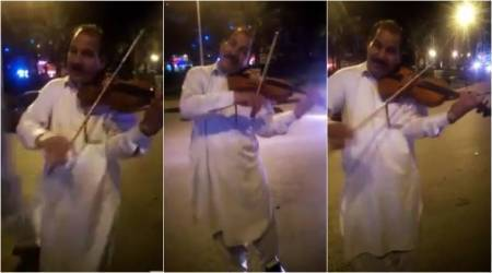 VIDEO: This Pakistani violinist's cover of Jagjit Singh's 'Hothon se Choo Lo Tum' will make you nostalgic