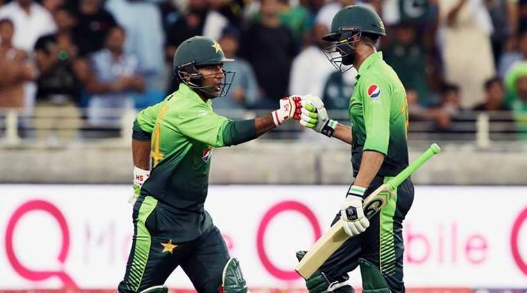 pakistan vs sri lanka, pak vs sl score, pak vs sl 3rd odi, Sri Lanka national cricket team, Pakistan national cricket team, cricket news, indian express