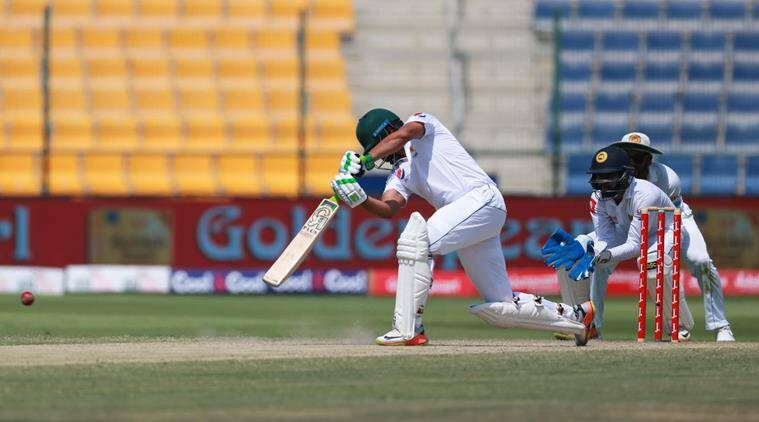 Azhar Ali, Asad Shafiq steady Pakistan in first Test against Srilanka
