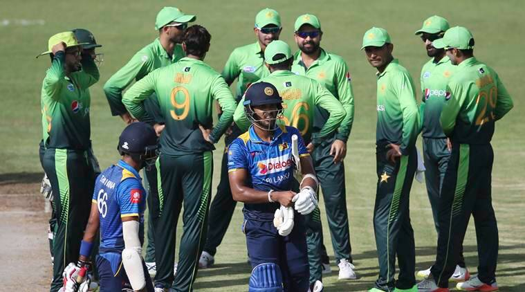 Pakistan vs Sri Lanka, Babar Azam, Upul Tharanga, Sarfraz Ahmed, Shoaib Malik, sports news, cricket, Indian Express