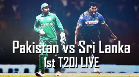 Pakistan vs Sri Lanka, Live Cricket Score 1st T20I