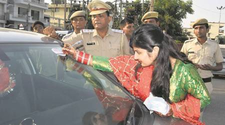 Panchkula police pushes for stickers on cars, residents cry foul