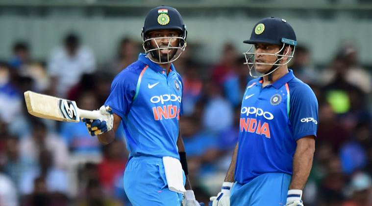 india vs australia, ind vs aus, ind vs aus 5th odi, hardik pandya, ms dhoni,