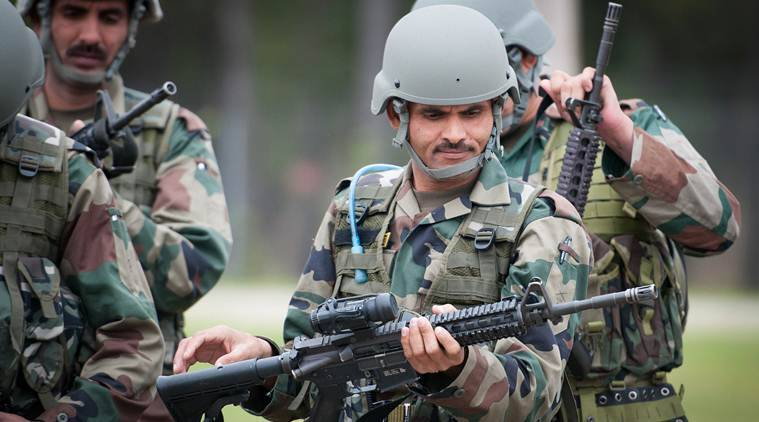 indian army, indian armed forces, army bashing, indian express opinion, indian express