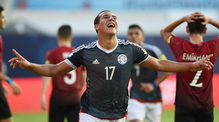 fifa u17 world cup, u17 world cup, paraguay vs turkey, under 17 world cup, football news, sports news, indian express