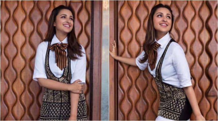 Parineeti Chopra, Parineeti Chopra latest photos, Parineeti Chopra fashion, bollywood fashion, indian express, indian express news