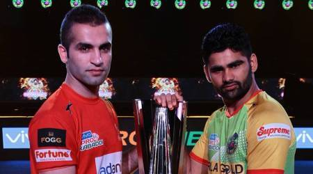 Pro Kabaddi 2017 final: Gujarat Fortunegiants' defence vs Patna Pirates' Pardeep Narwal