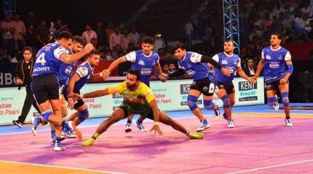 Pro Kabaddi Live, Patna Pirates vs Haryana Steelers, Eliminator 2: Pirates take on Steelers