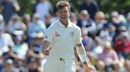 James Pattinson, James Pattinson Australia, Ashes 2017-18, sports news, cricket, Indian Express