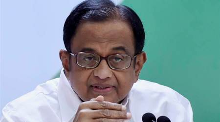 Former Finance Minister, Congress, P Chidambaram, BJP, Demonetisation, GST, india, indian express