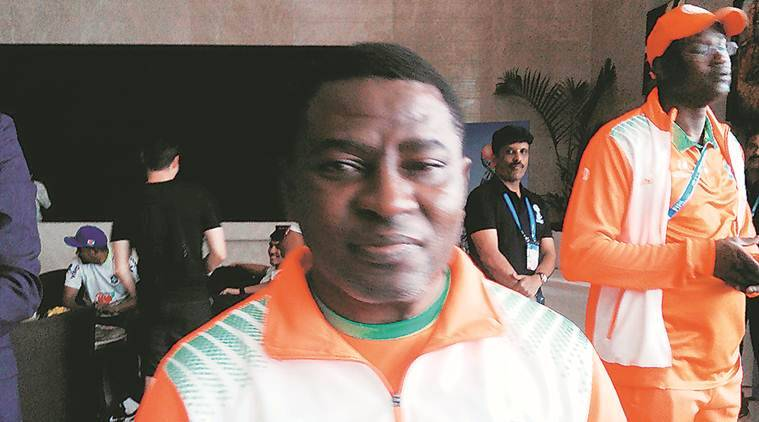 FIFA U 17 world cup, Niger u 17 team, Niger Football association, Colonel-Major Djibrilla Hima Hamidou, Football news, Indian Express