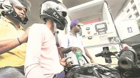 Motorists claim petrol 'mixed with water', oil firms refutecharge