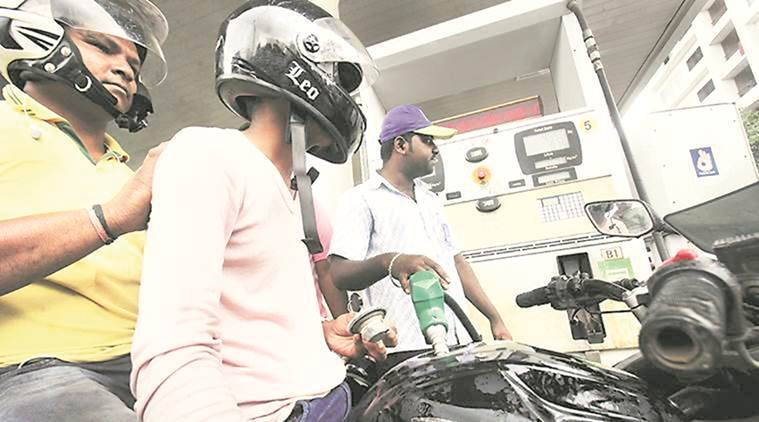 Vat slashed by per cent: Petrol price down by Rs 2.74 per litre, diesel by Rs 2.47 a litre