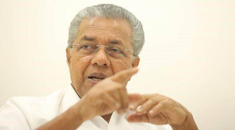 'Move aside': Kerala CM Pinarayi Vijayan's angry outburst at media again |  India News,The Indian Express