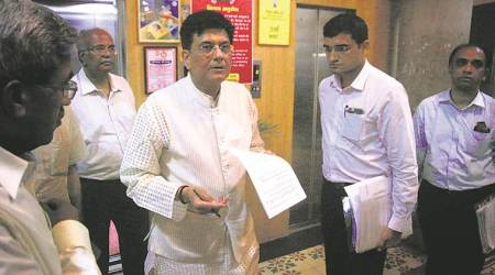 Defending since PM, party chief have been dragged in: Piyush Goyal