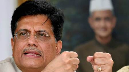 Don't let trains pass when track work on, Piyush Goyal tells officials