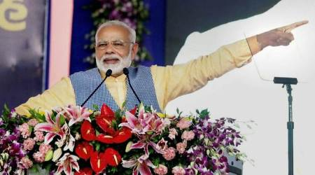 PM Modi in Gujarat: Oppn has no right to criticise EC; Centre won't help 'vikas virodhi' govts