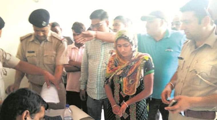 Harshita Dahiya, Haryana, Haryana slain singer, Folk singer killed in Haryana,harshita dahiya murder, India news, Indian Express