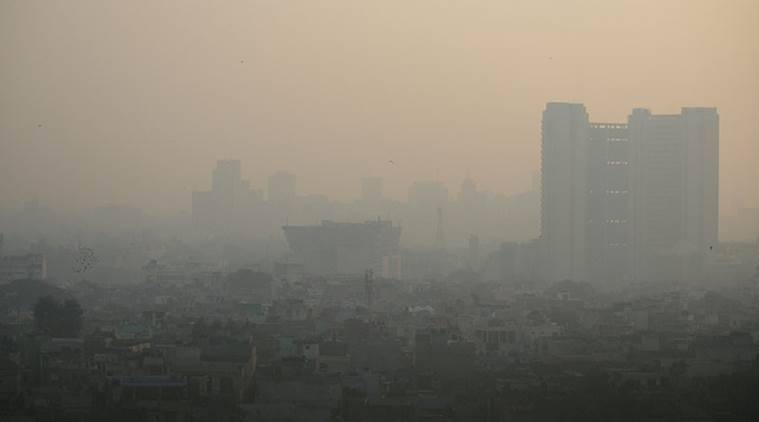 Chennai, Chennai smog, Chennai air pollution, Chennai Diwali pollution, Chennai AQI, Air quality in Chennai, Indian Express