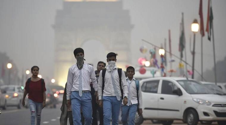 air pollution, air pollution in delhi, effects of air pollution, air pollution and heart diseases, air pollution and strokes, indian express, indian express news