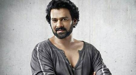Prabhas' suave look ensures that 2018 begins on the right note for his fans, see photo