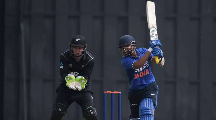 Prithvi Shaw, BPXI, New Zealand national cricket team, Board President's XI, cricket news, indian express
