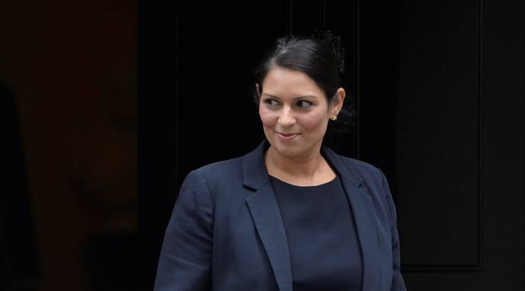 India-UK, India -UK trade deal, India-UK trade, Priti Patel, Indian-origin minister, British minister, india-britain relations, world news, indian express news
