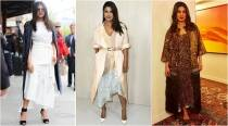 We need to talk about Priyanka Chopra and her love for long jackets