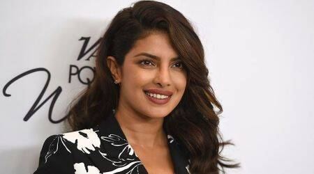 Priyanka Chopra sizzles in Gucci mesh and distressed shorts on her latest magazine cover shoot