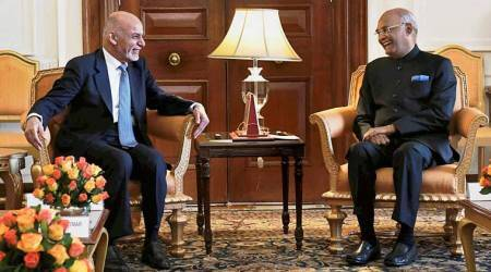 Peace initiatives in Afghanistan should be led, controlled by Afghans, says President Ram Nath Kovind