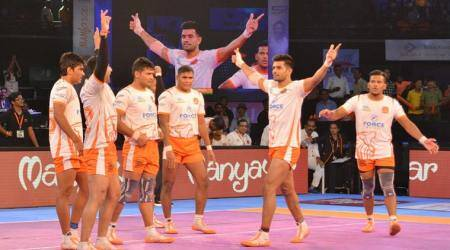 Pro Kabaddi 2017: Puneri Paltan, Tamil Thalaivas register comprehensive wins