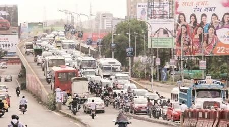 Hinjewadi traffic chaos: Some relief on the cards as PCMC unfolds plan to build two roads