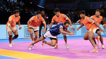 Pro Kabaddi: Puneri Paltan continue winning run, UP Yoddha qualify despite loss