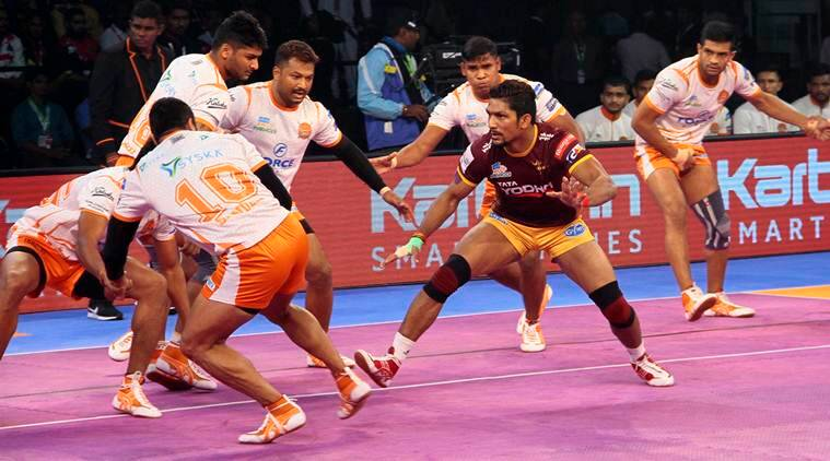 Pro Kabaddi 2018, Jaipur UP Yoddha vs Patna Pirates Live Score Streaming Online