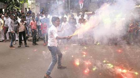 Diwali was quieter this year, noise levels less in manyareas