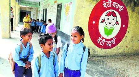 In school in Punjab village with dismal sex ratio, lone girl says she has no one to skip ropewith