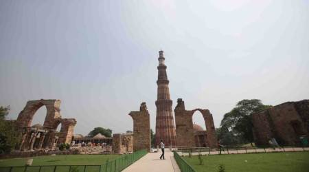 Among mosquito hotspots, Qutub Minar and AIIMS