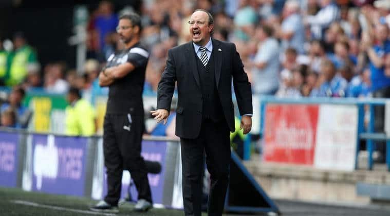 Newcastle United, Rafa Benitez, sports news, Premier League, football, Indian Express