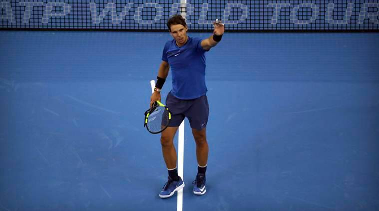 Rafael Nadal, Rafael Nadal news, Rafael Nadal updates, Catalonia, sports news, tennis, Indian Express