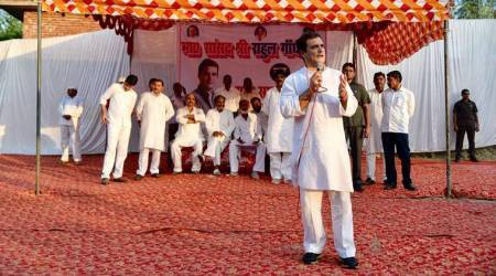 Rahul Gandhi in Amethi highlights: Go if you can't address farmers' issue, Congress vice president tells PM Modi