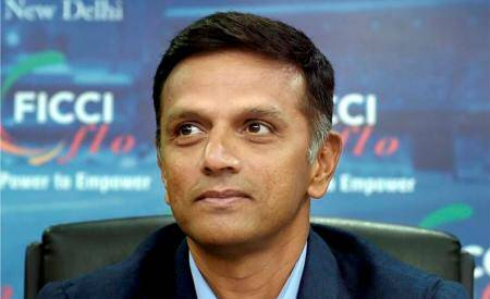 Performances by youngsters are being recognised by selectors: RahulDravid
